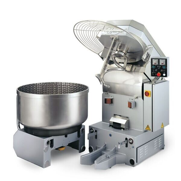 dough mixer with removable bowl Effedue